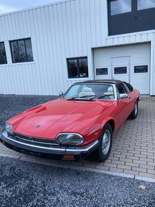 Picture of 1985 Jaguar XJ-S C V12 HE Targa-Convertible Automatic For Sale