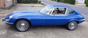 Picture of 1973 Jaguar E Type Series III V12 SOLD