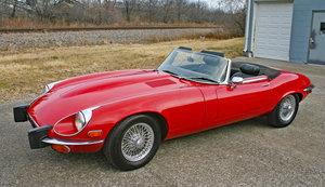 Picture of 1974 Jaguar XKE V12 Roadster For Sale