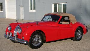 Picture of 1957 Jaguar XK 140 Drophead For Sale