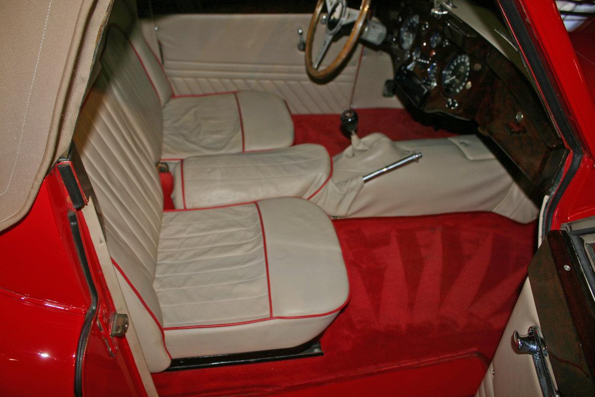 1957 Jaguar XK 140 Drophead For Sale (picture 10 of 12)