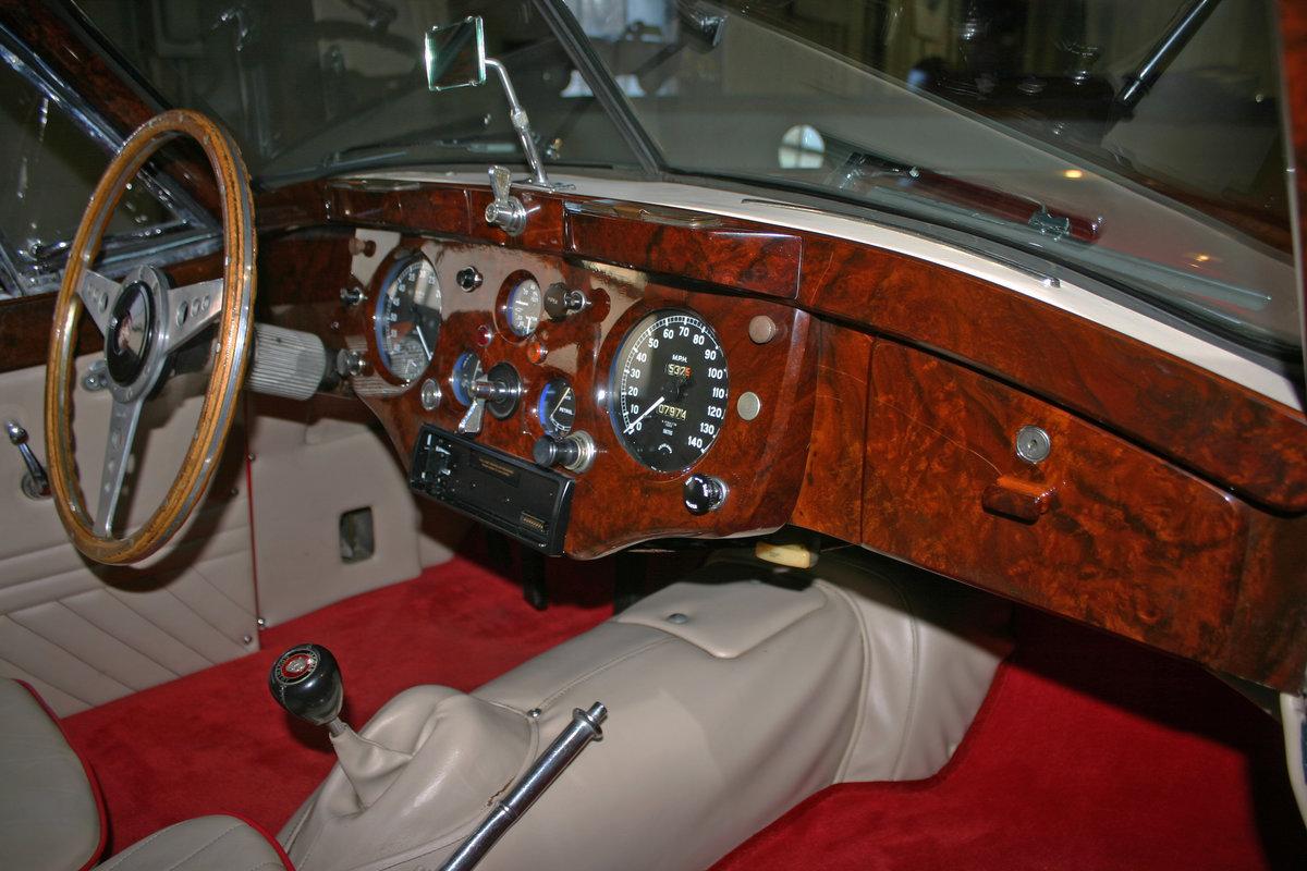1957 Jaguar XK 140 Drophead For Sale (picture 11 of 12)