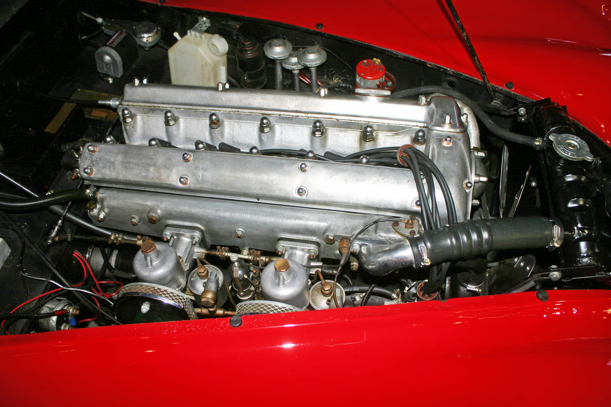 1957 Jaguar XK 140 Drophead For Sale (picture 12 of 12)