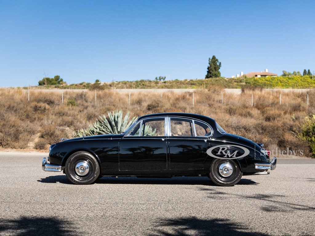 1967 Jaguar Mark II 3.4 For Sale by Auction | Car And Classic
