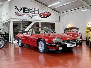 Picture of 1989 Jaguar XJS Convertible 5.3 V12 // SIMILAR REQUIRED