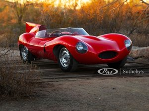 Picture of 1955 Jaguar D-Type  For Sale by Auction