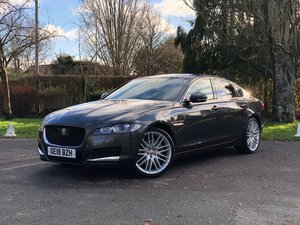 Picture of 2018 Jaguar XF For Sale
