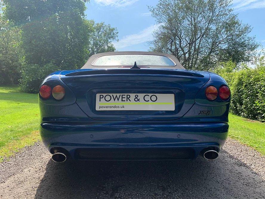 1998 Jaguar XK8 Convertible. Low Miles & Very Unique Car For Sale (picture 12 of 12)