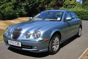 Picture of 2004 Jaguar S Type V6 2.5 SE (Just 19,000 Miles) For Sale