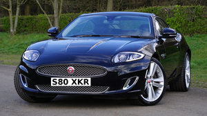 Number Plate: S80 XKR (Car Not Included)