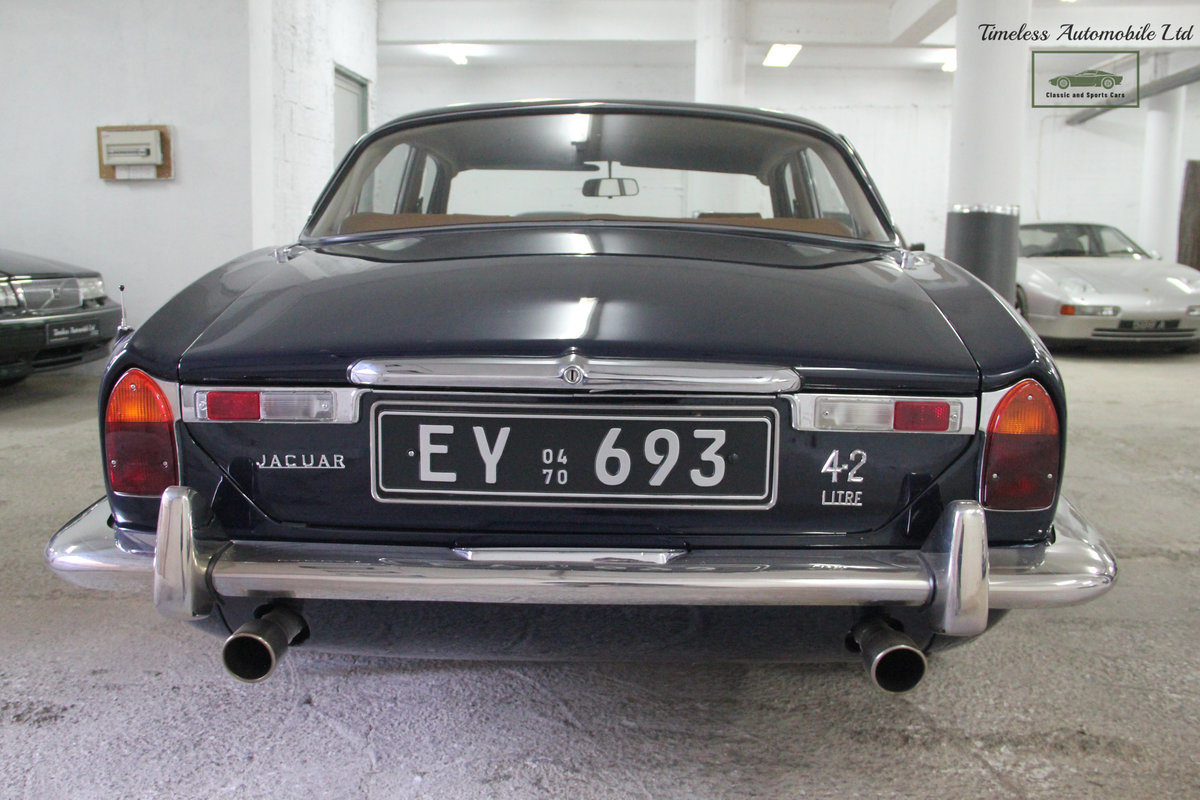 1970 Jaguar XJ6 4.2 Series 1 For Sale | Car And Classic