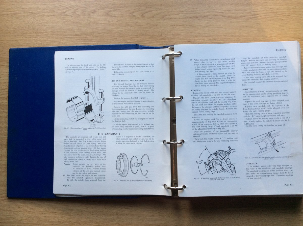 Service manual for all mark 2 models For Sale (picture 4 of 6)