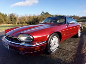 Picture of 1995 Jaguar XJ-S 4.0 Celebration at ACA 13thand14th February For Sale by Auction