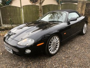 Picture of 2004 Jaguar XKR 4.2 Convertible at ACA 13th and 14thFebruary For Sale by Auction