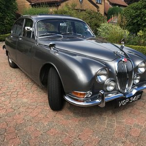 Picture of 1968 Superb 3.4 Jaguar S Type 65500 miles For Sale