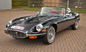Picture of 1974 JAGUAR E TYPE V12 LEFT HAND DRIVE MANUAL For Sale