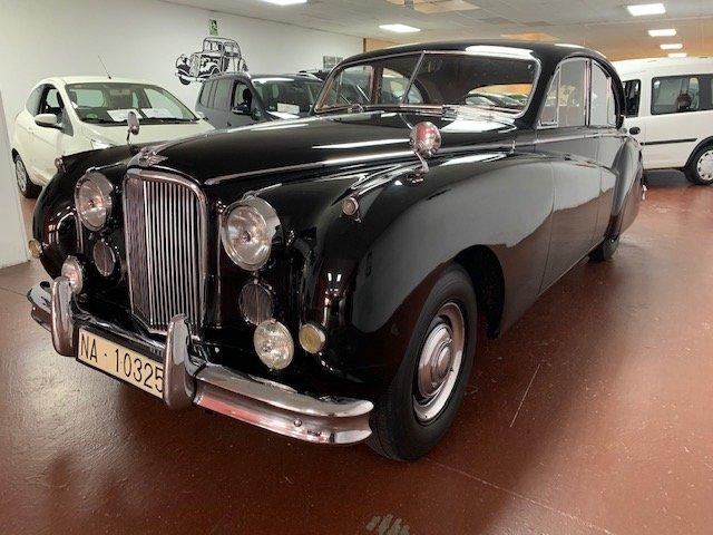 1956 Jaguar mk vii original condition For Sale   Car And ...
