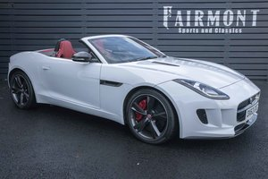 Picture of 2013 Jaguar F-Type S Convertible - 1600 miles!! For Sale
