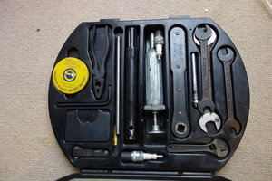 Jaguar / Daimler tool kit