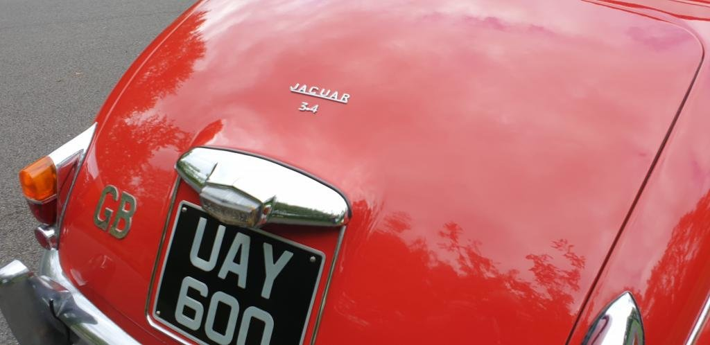 1959 Jaguar mk2 3.4 manual with overdrive beautiful For Sale (picture 5 of 10)
