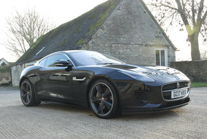 Jaguar F-Type 3.0L Coupe 340 ps R-Dynamic