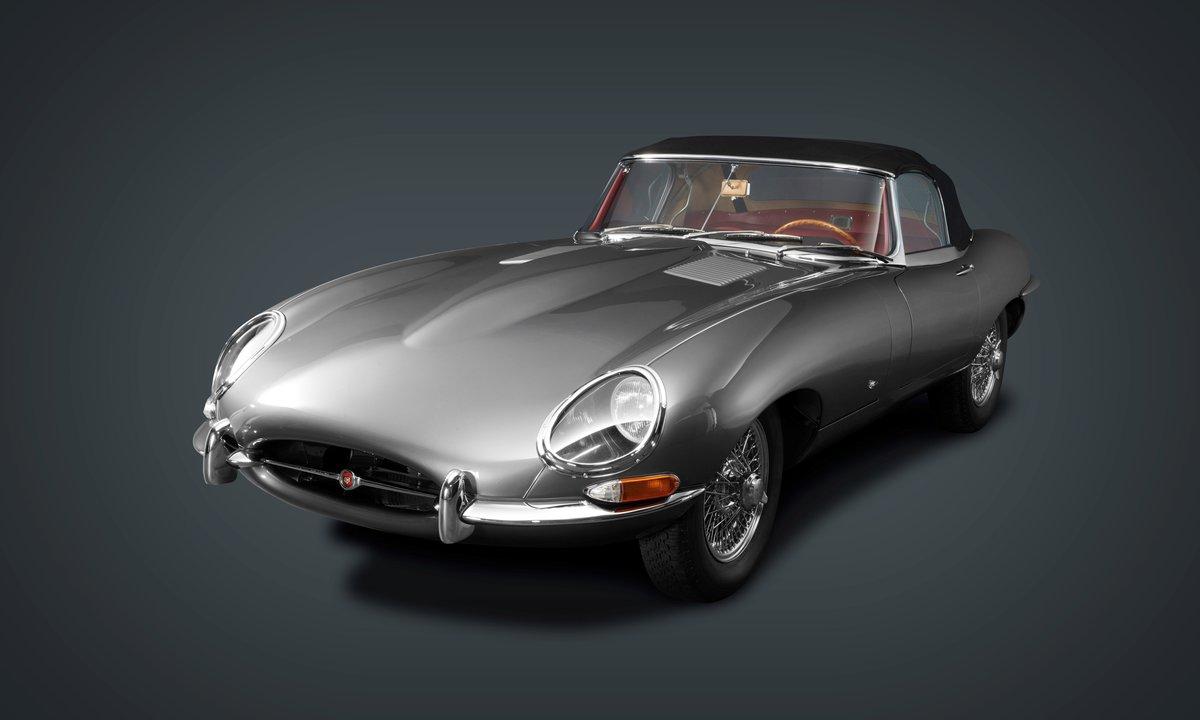 1961 Jaguar E-Type 3.8 series 1 OBL Flat floor Roadster For Sale (picture 1 of 11)