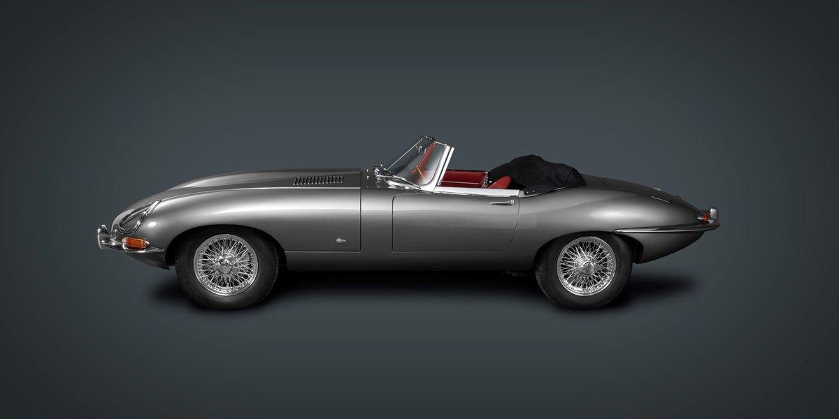 1961 Jaguar E-Type 3.8 series 1 OBL Flat floor Roadster For Sale (picture 2 of 11)