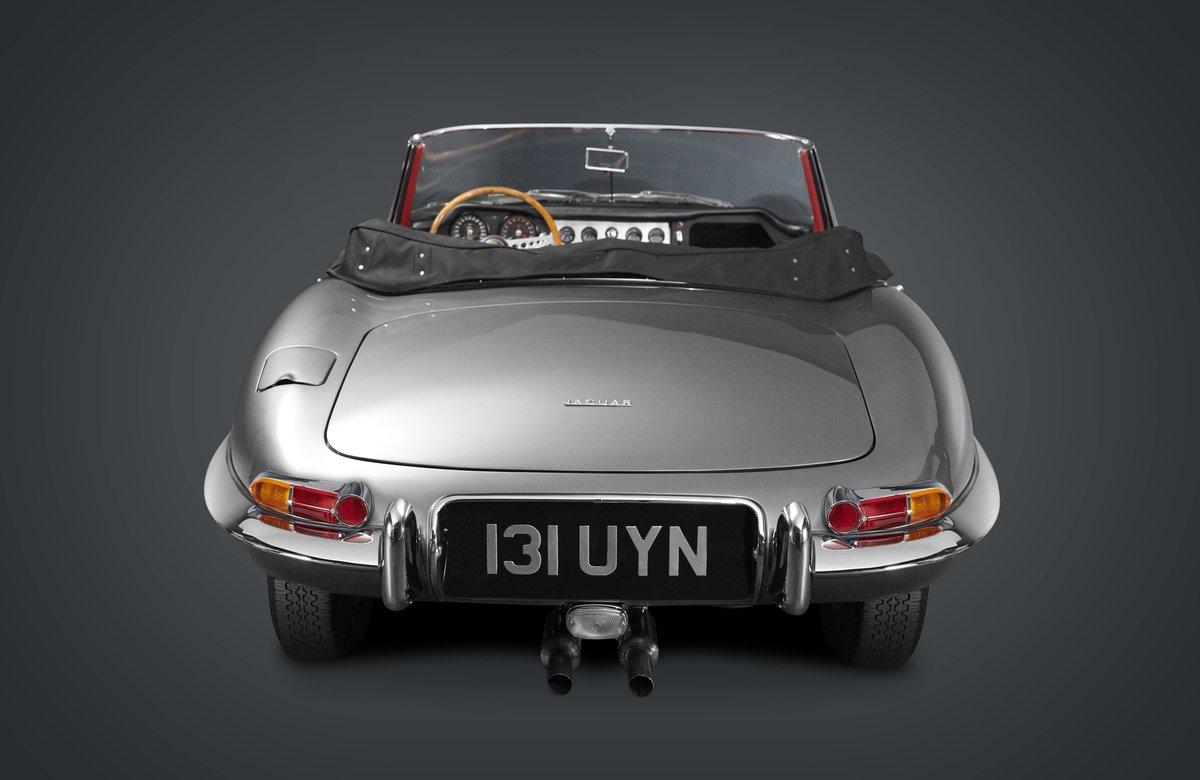 1961 Jaguar E-Type 3.8 series 1 OBL Flat floor Roadster For Sale (picture 3 of 11)