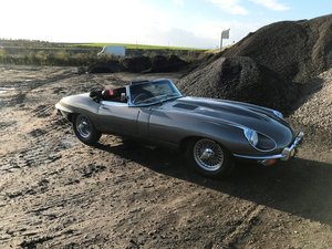 Picture of 1969 Jaguar E-Type Series 2 4.2 Roadster SOLD