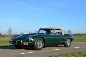 Picture of 1973 Jaguar E-type Serie III Convertible V12 For Sale