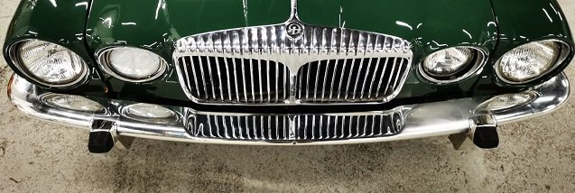 Picture of 1975 JAGUAR XJ6 FRONT AND REAR BUMPERS For Sale