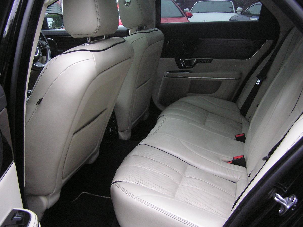 2014 Jaguar XJ 3.0 TD Portfolio SWB For Sale (picture 8 of 9)