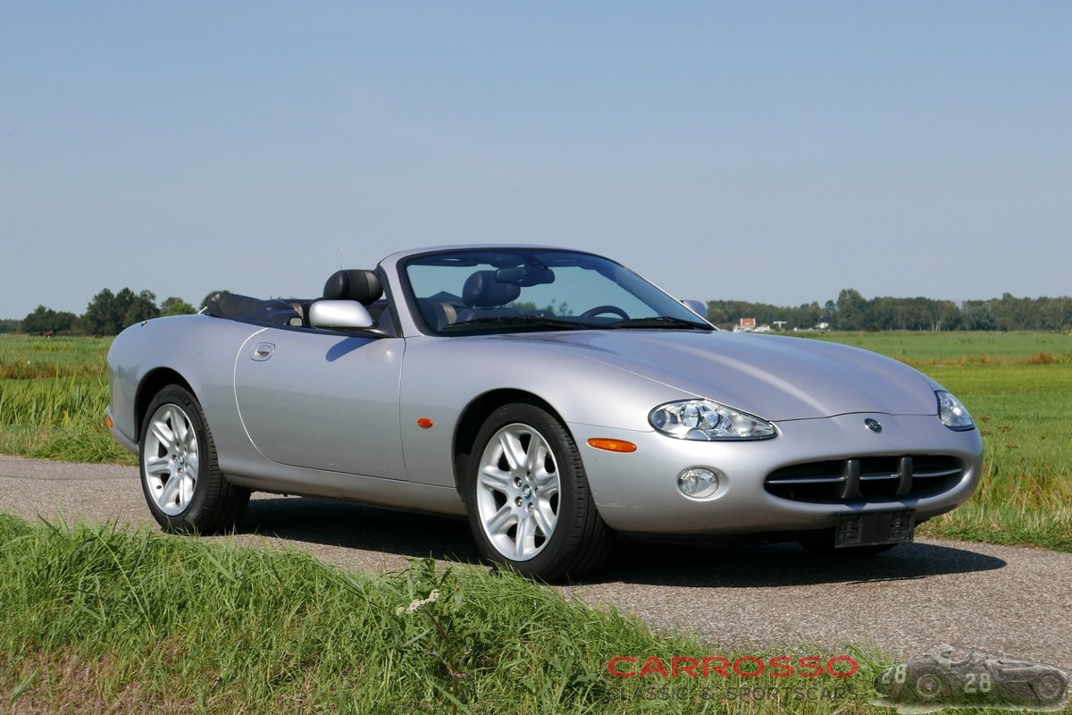 2004 Jaguar XK8 4.2 Convertible in good condition For Sale (picture 1 of 12)