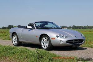 Jaguar XK8 4.2 Convertible in good condition