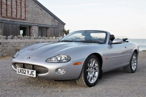 Picture of 2002 Jaguar XKR 4.0 Convertible (Only 18,000 Miles) For Sale