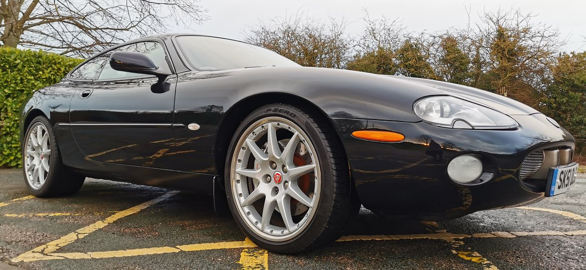 Picture of 2001 Jaguar XKR 100 Limited Edition 'Sir William Lyons' For Sale