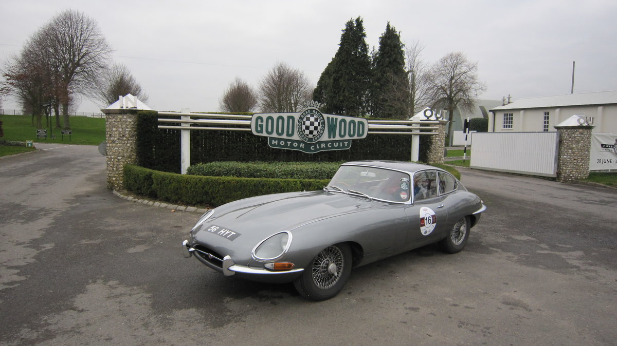 1962 An iconic E-Type, perfect for the 60th Anniversary. For Sale (picture 1 of 6)