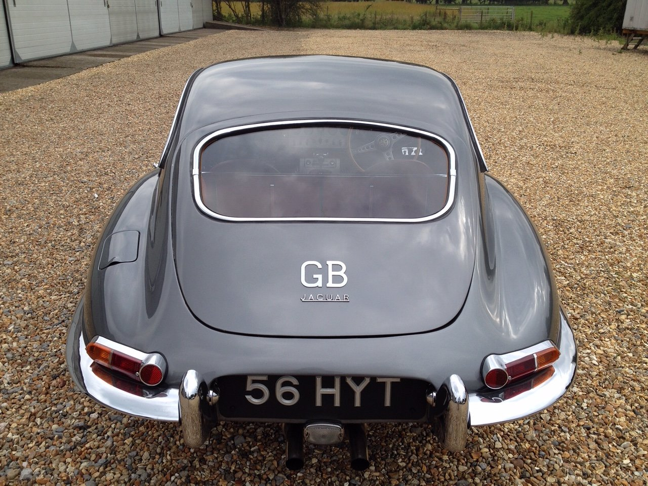 1962 An iconic E-Type, perfect for the 60th Anniversary. For Sale (picture 5 of 6)