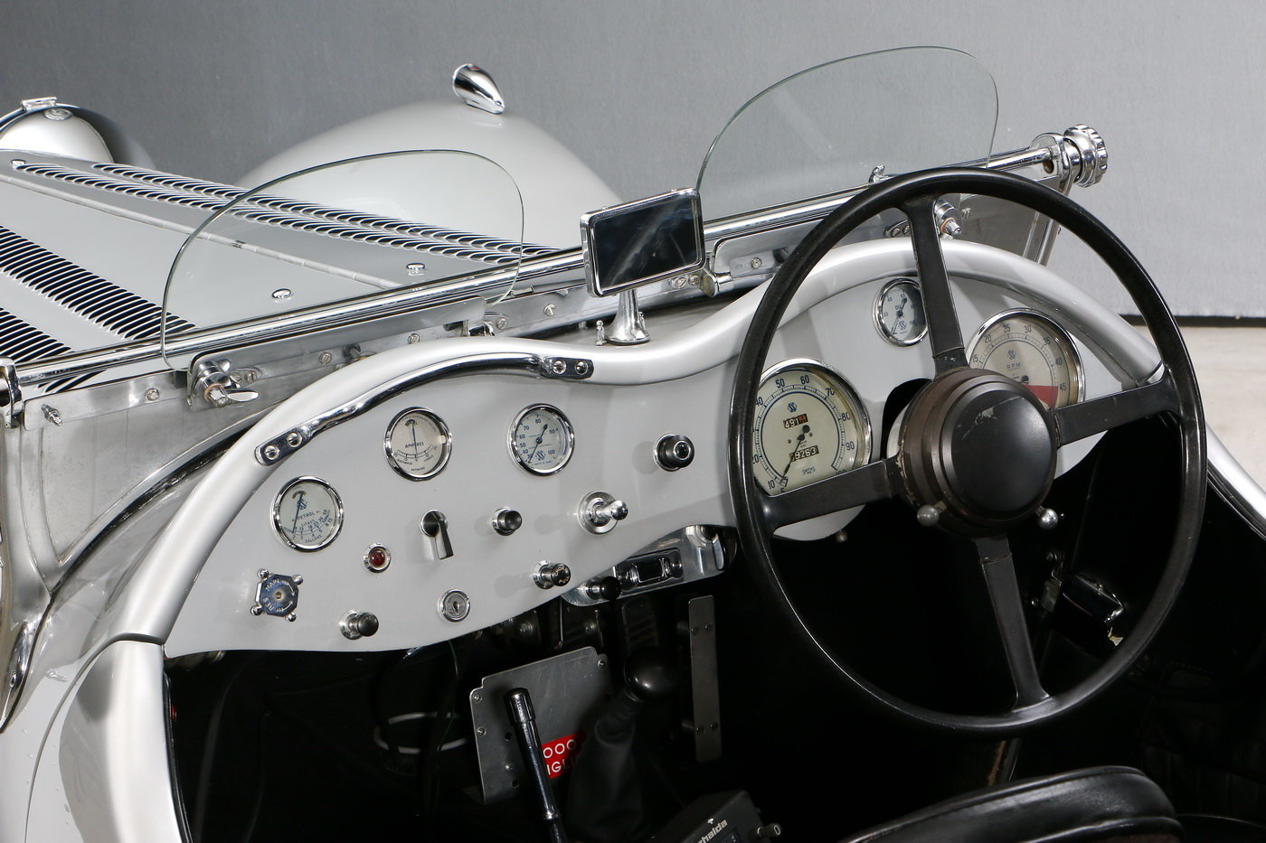 1938 SS 100 3,5 ltr. Roadster For Sale (picture 4 of 12)