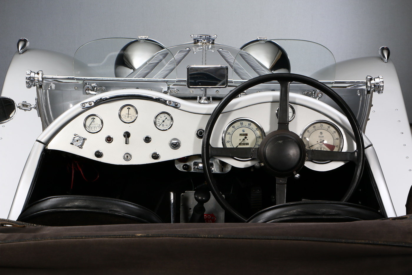 1938 SS 100 3,5 ltr. Roadster For Sale (picture 8 of 12)