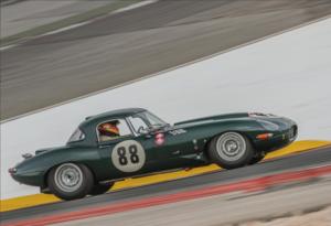 1961 Jaguar E-Type Series 1 3.8 Lightweight Race Car