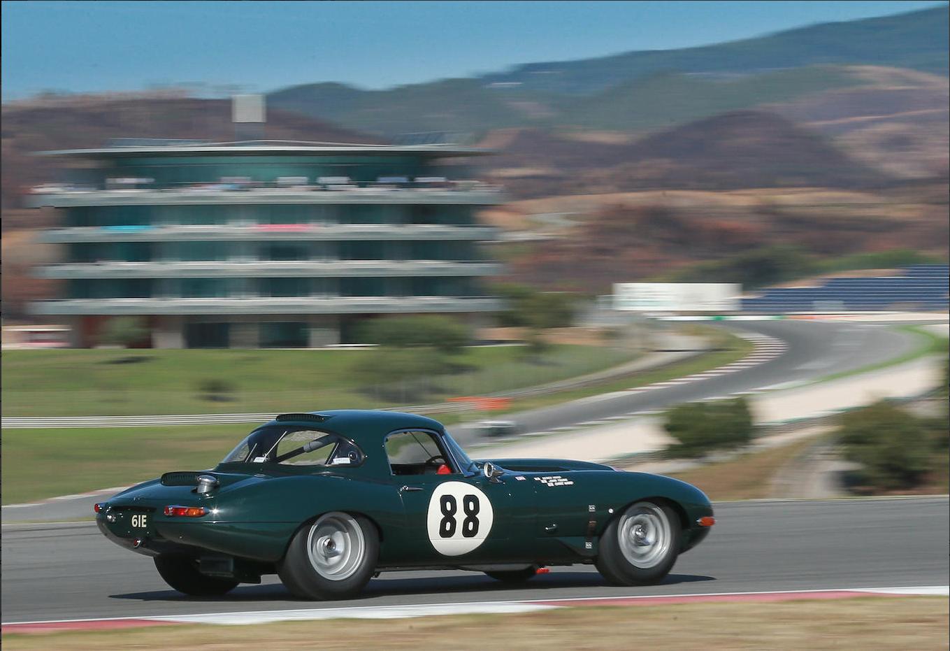 1961 Jaguar E-Type Series 1 3.8 Lightweight Race Car For Sale (picture 6 of 6)