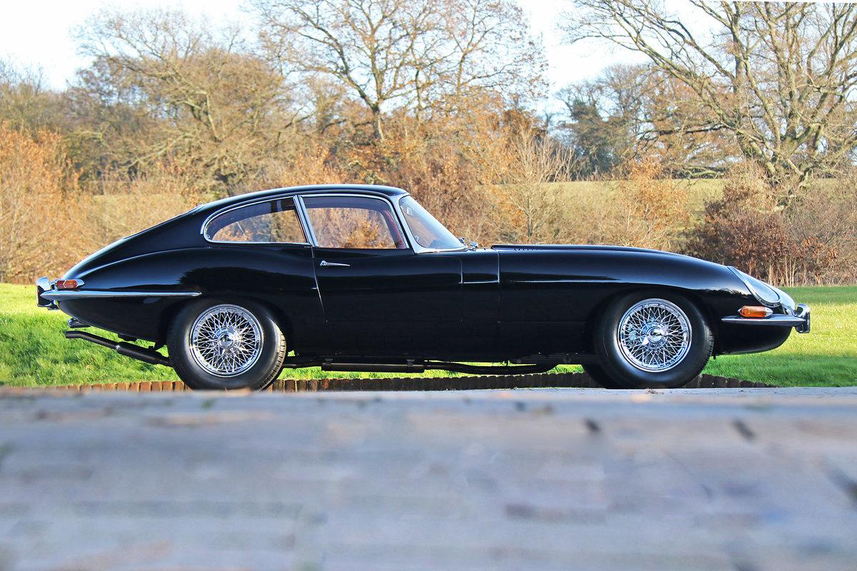 1966 Jaguar E-Type S1 4.2 Coupe - Factory Reborn Restoration For Sale (picture 2 of 6)