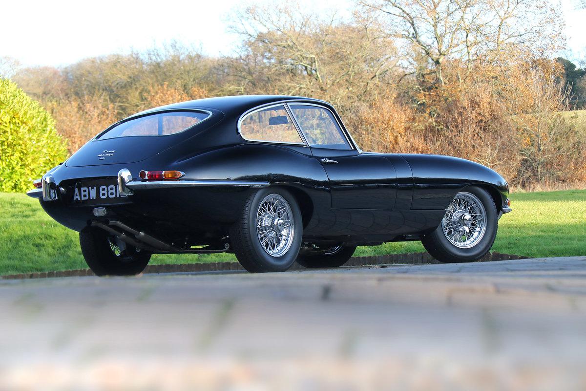 1966 Jaguar E-Type S1 4.2 Coupe - Factory Reborn Restoration For Sale (picture 3 of 6)