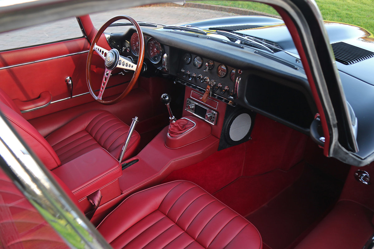 1966 Jaguar E-Type S1 4.2 Coupe - Factory Reborn Restoration For Sale (picture 4 of 6)