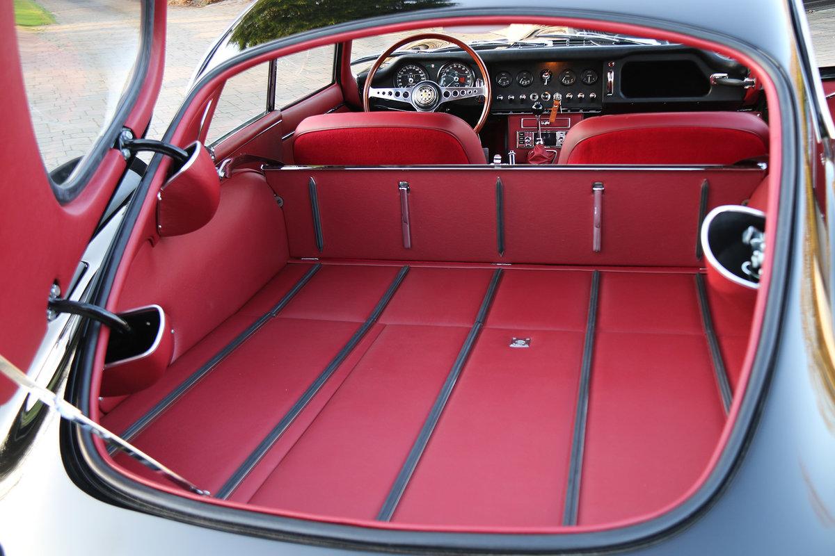 1966 Jaguar E-Type S1 4.2 Coupe - Factory Reborn Restoration For Sale (picture 5 of 6)
