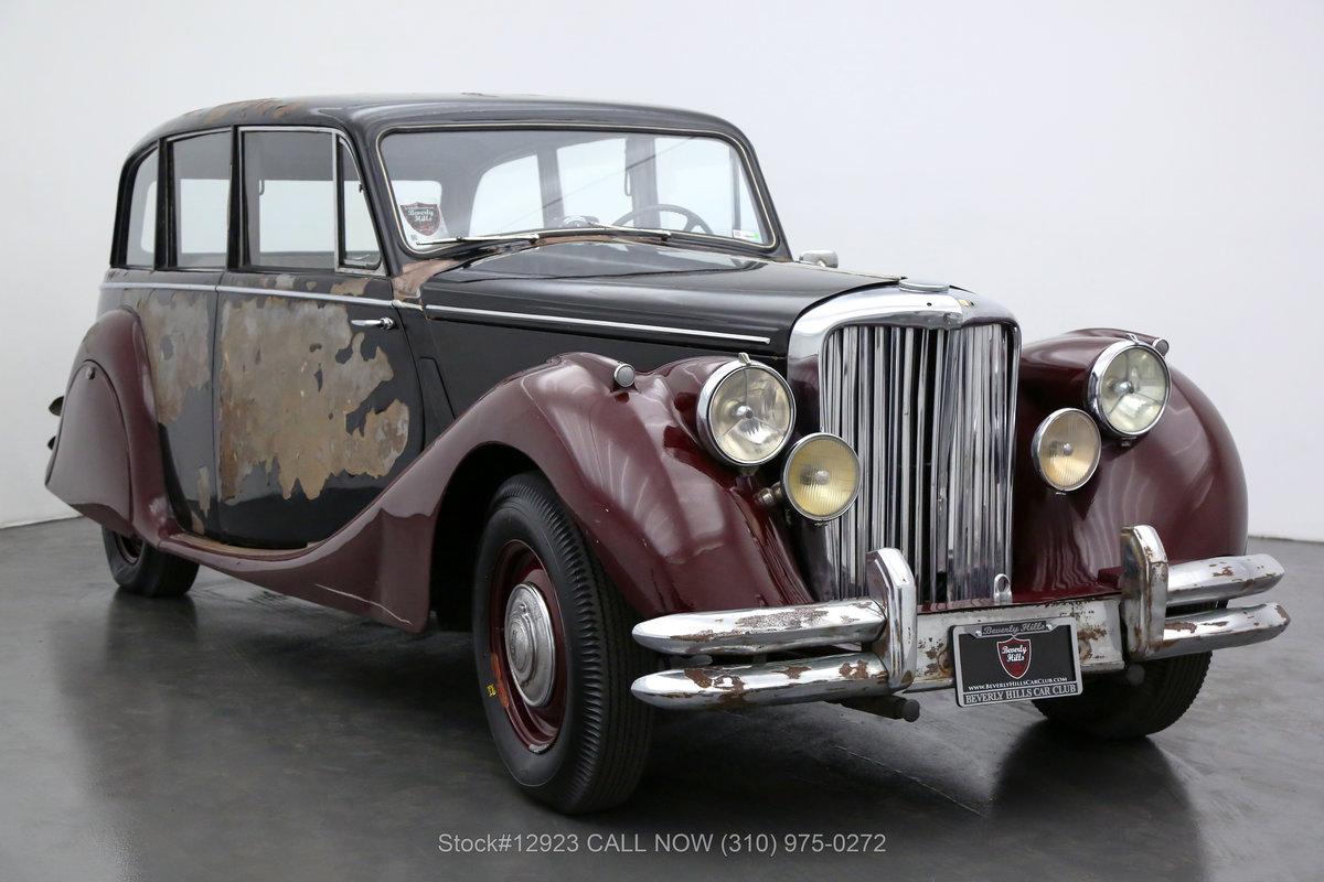 1950 Jaguar Mark V For Sale | Car And Classic