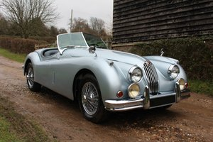 Picture of 1957 Jaguar XK140 SE Roadster, For Sale