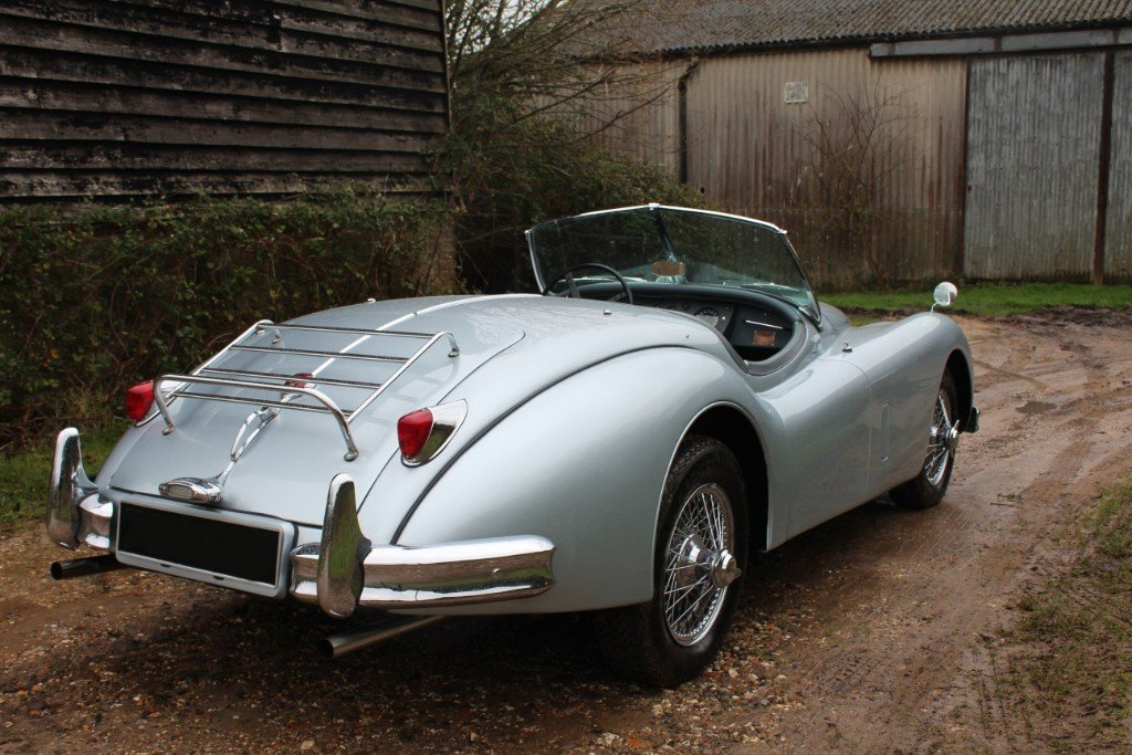 1957 Jaguar XK140 SE Roadster, For Sale (picture 3 of 8)