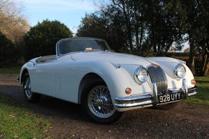 Picture of 1958 Jaguar XK150 SE Roadster. For Sale